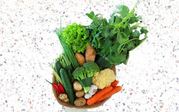Veggie Only Box